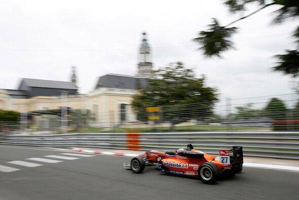 Felix Rosenqvist gewann das dritte Rennen in Pau