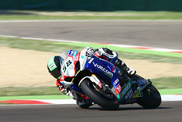 Eugene Laverty war unzufrieden