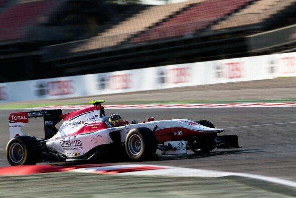 Marvin Kirchhöfer gibt in dieser Saison seine Premiere in der GP3