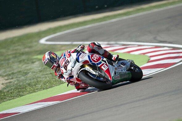 Jonathan Rea macht das Traumergebnis für Honda in Imola komplett