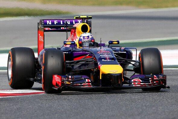 Nach einem einfachen und souveränen Rennen sicherte sich Daniel Ricciardo in Spanien das erste Podium seiner Karriere