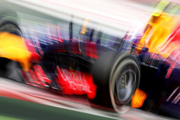 Daniel Ricciardo war best of the rest. - Foto: Red Bull