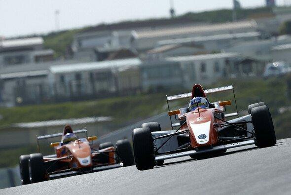 Fabian Schiller will in der Slowakei angreifen - Foto: Formel ADAC
