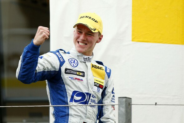 Maximilian G�nther ist amtierender Vize-Meister des ADAC Formel Masters - Foto: ADAC Formel Masters