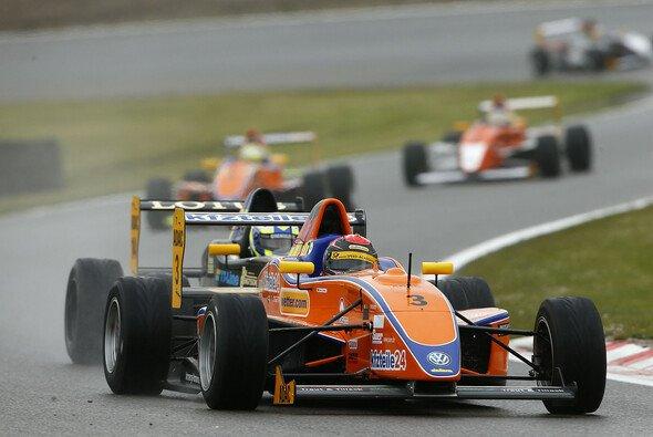 Marvin Dienst bestreitet seine zweite Saison im ADAC Formel Masters