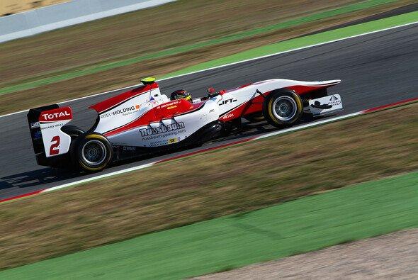 Marvin Kirchhöfer belegte zum Saisonauftakt der GP3 Series in Barcelona zwei Mal Rang fünf