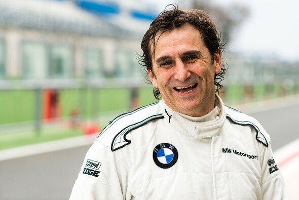 Alessandro Zanardi wird BMW Markenbotschafter