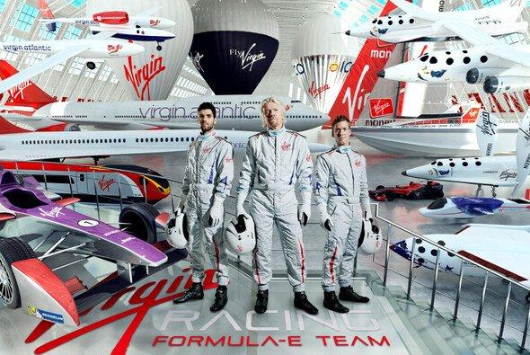 Virgin Racing präsentiert sein Fahreraufgebot für die Formel E