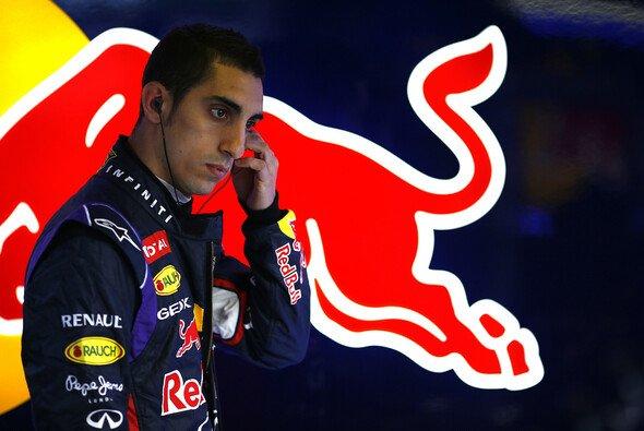 Sebastien Buemi gefällt das Gefühl im neuen Auto - Foto: Red Bull