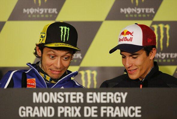 Rossi hat Angst um einige seiner Rekorde