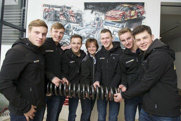 Maximilian Günther ist Mitglied der Deutschen Post Speed Academy