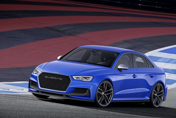 Audi präsentiert den A3 clubsport quattro concept am Wörthersee
