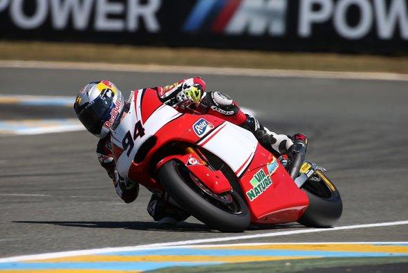 Jonas Folger knüpft an seinen Podestplatz in Jerez an