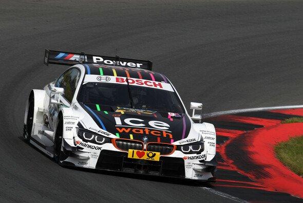 Marco Wittmann geht mit seinem BMW in Oschersleben von P2 ins Rennen