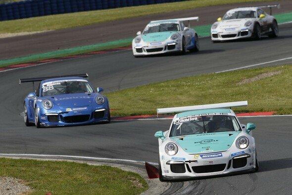 Das Rennen wurde von einer Safety-Car-Phase unterbrochen