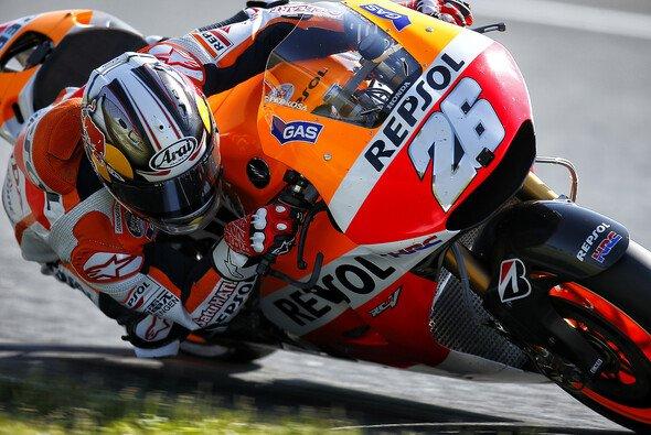 Dani Pedrosa war mit seinem Rennen in Le Mans alles andere als zufrieden