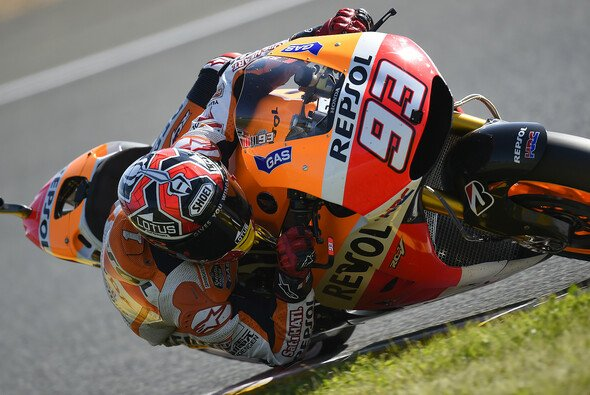 Marquez fährt Bestzeit