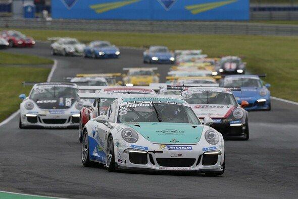 Christian Engelhart trug sich als vierter Fahrer in die Siegerliste 2014 ein