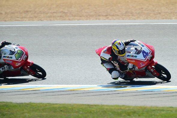 Luca Grünwald und Gabriel Ramos bescherten Kiefer Racing das beste Ergebnis der Teamgeschichte