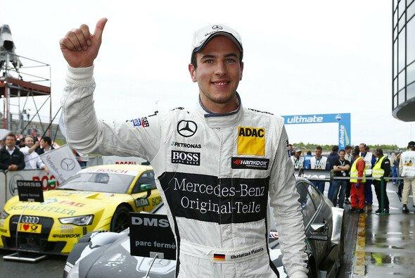 Mit Glückslos zum ersten DTM-Sieg: Christian Vietoris