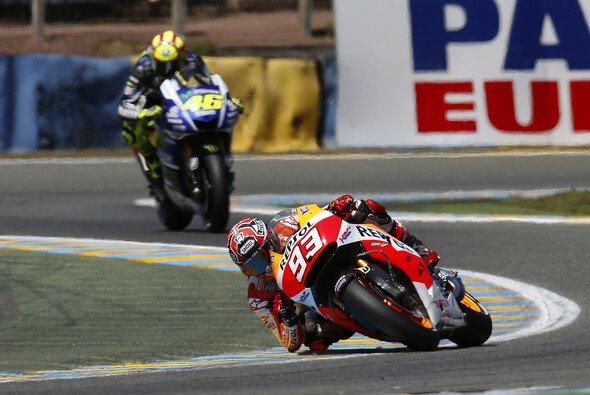 Im Streit um die neuen Bremsscheiben bilden sich zwei Fronten: Honda gegen Yamaha