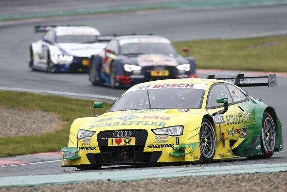 Mike Rockenfeller hat die Spitze der Fahrerwertung übernommen