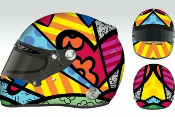 Der Sauber-Helm für Monaco