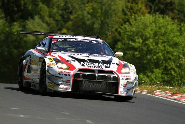 Nissan geht erstmals mit Siegambitionen in das Rennen