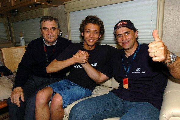 Valentino Rossi und seine Kollegen haben Dr. Costa viel zu verdanken