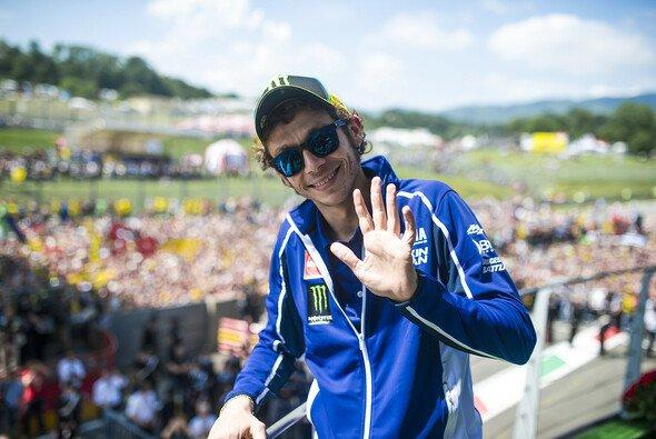 Die meisten Fans kommen nach Mugello, um Valentino Rossi zu sehen