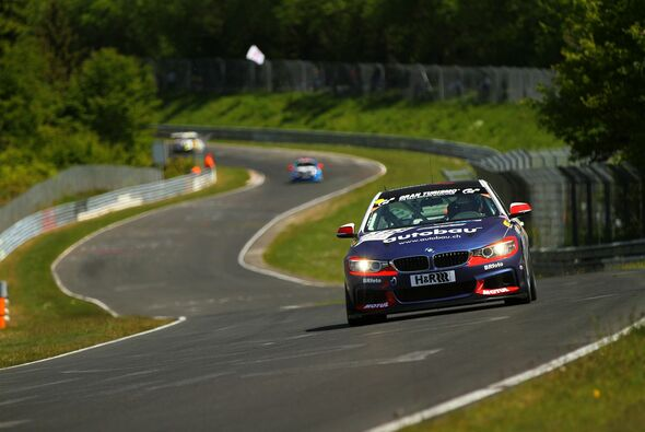 Der neue BMW 428i von Rent4Ring schlug sich gut