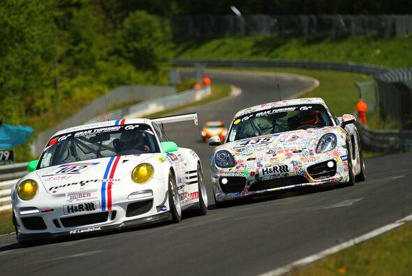 Huber Motorsport ist bereit für den VLN-Endspurt - Foto: Patrick Funk