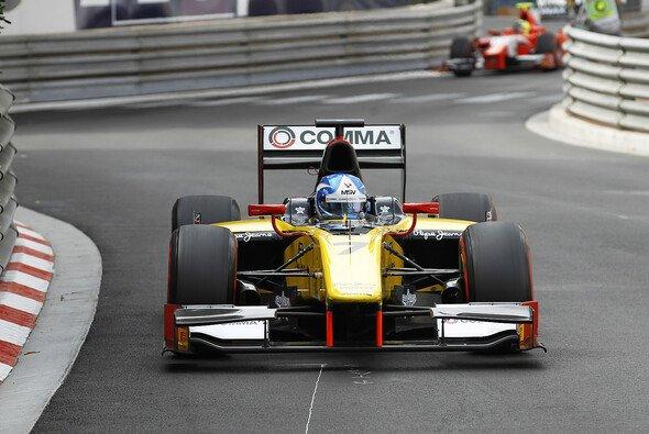 Joylon Palmer siegte in Monaco - wenn auch hauchdünn