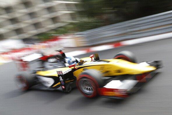 Jolyon Palmer steht auf Pole - Foto: GP2 Series