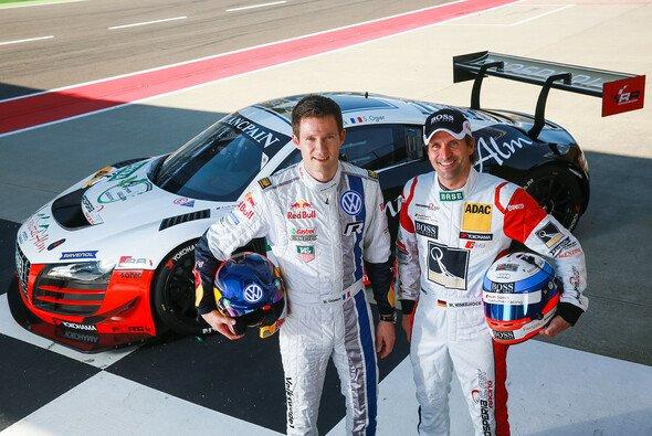 Ogier wird sein ersten GT-Masters-Rennen bestreiten