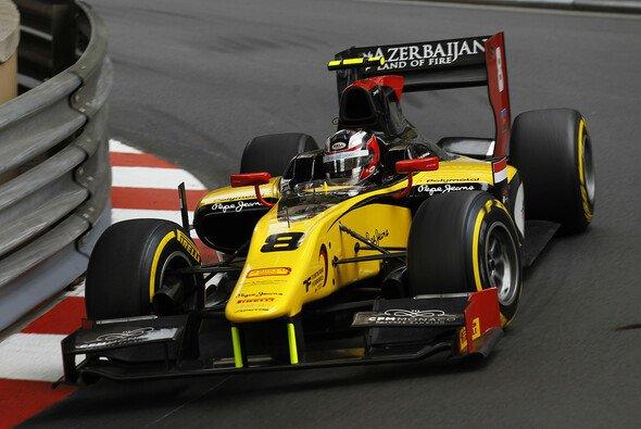 Stephane Richelmi feierte in Monaco einen Start-Ziel-Sieg