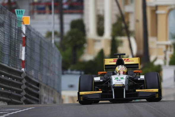 Daniel Abt hatte in Monaco kein Erfolg