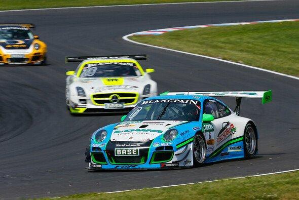 Farnbacher Racing erwischte kein optimales Wochenende - Foto: ADAC GT Masters