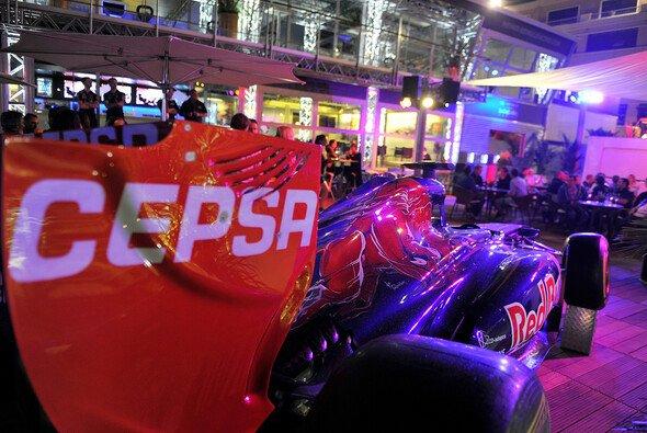 Red Bull lud ein und alle kamen