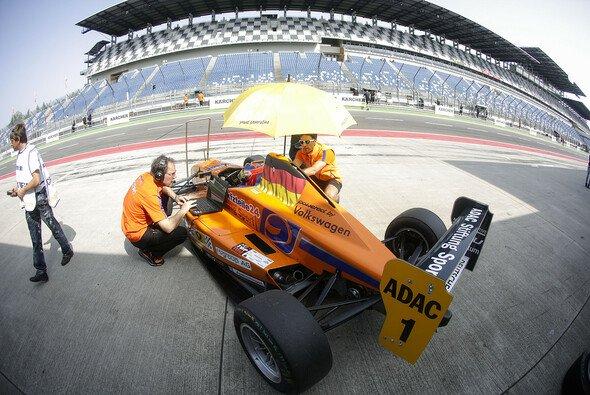 Maximilian Günther liegt im ADAC Formel Masters aktuell auf Platz zwei