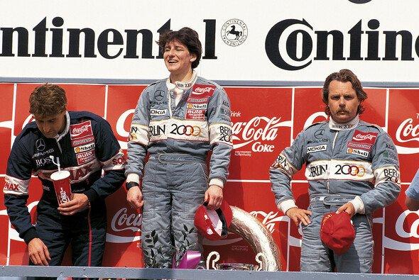 Ellen Lohr gewann vor Keke Rosberg