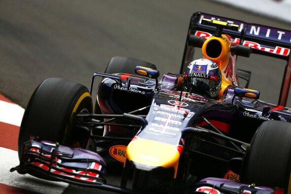 Ricciardo hat Vettel bisher alt aussehen lassen