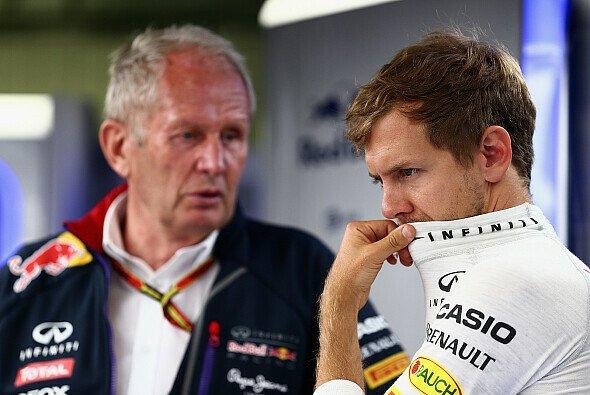 Das Jahr 2014 ist für Sebastian Vettel ein wahrer Charaktertest
