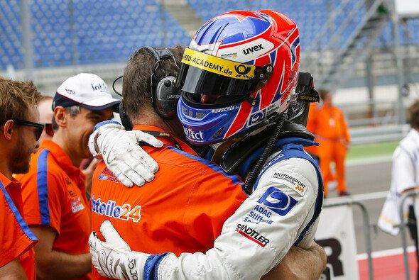 Die Meisterschaftsführung im ADAC Formel Masters rückt für Maximilian Günther immer näher