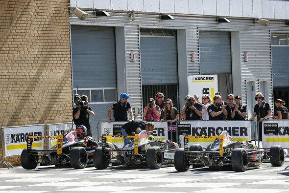 Am vergangenen Wochenende gastierte das ADAC Formel Masters auf dem Lausitzring