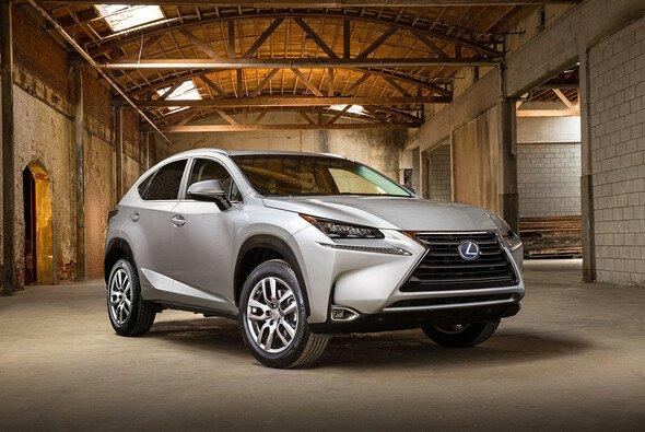 Lexus präsentiert den neuen NX