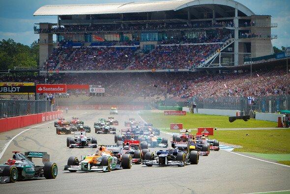 Formel-1-Fieber am Hockenheimring