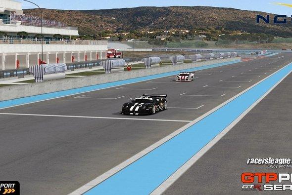 Marek Musiol bescherte dem Ford GT den ersten Sieg in der GTP Pro Series - Foto: Racersleague