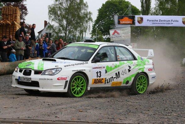 Planungen und Organisation für die Rallye sind schon in vollem Gange