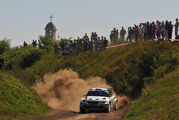 Die Rallye Rumänien findet 2014 nicht statt